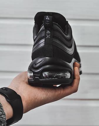 Кроссовки Nike Air Max 97 Ultra Black, фото 2