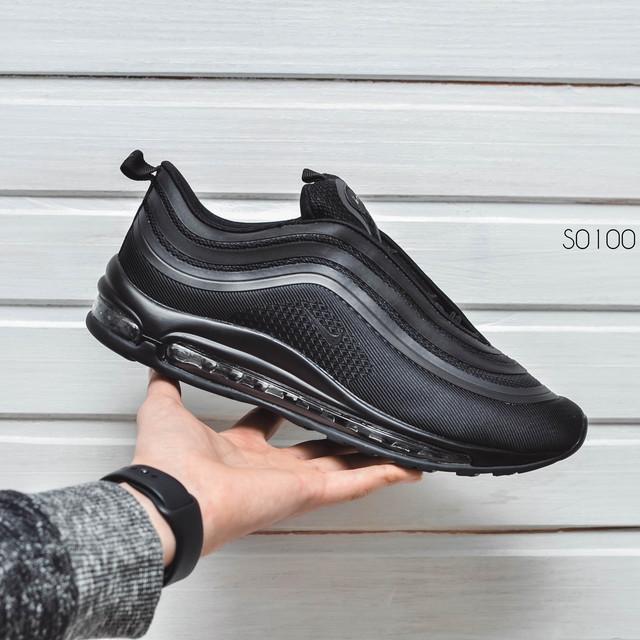 кроссовки Nike Air Max 97 Ultra Black