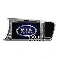 Штатная магнитола MyDean 1091 NV с GPS навигацией и Bluetooth для KIA