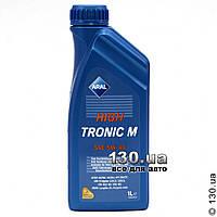Моторное масло синтетическое Aral HighTronic M SAE 5W-40 — 1 л для легковых автомобилей