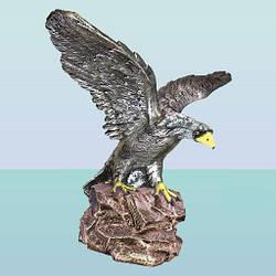 Большая набивная садовая скульптура для сада Орел