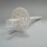 Дюбель крепления теплоизоляции 10х70мм, пластиковый гвоздь (Premium)