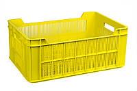 Ящик пластиковый 600х400х240, 20кг (1 сорт), исп. III, фото 1