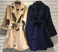 Женское кашемировое пальто (расцветки)
