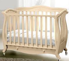 Кроватка Baby Italia Andrea Lux Glitter Ivory
