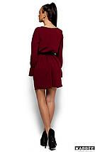 Женское платье Karree Тиана, марсала, фото 3
