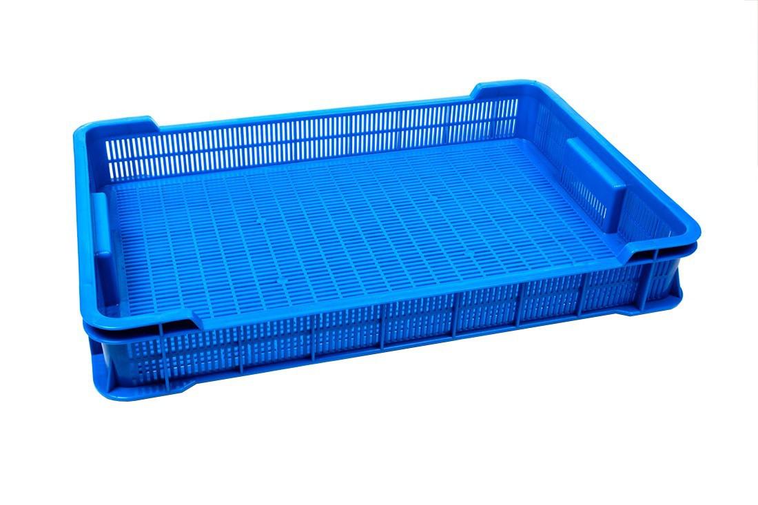 Ящик пластиковый 600х400х95, 8кг (1 сорт)
