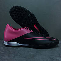 Сороконожки Nike mercurial vortex TF оригинал 651649-006