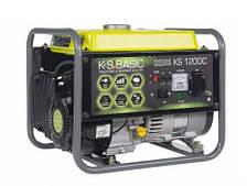 Генератор бензиновий K&S BASIC KS 1200C (1 кВт, медная обмотка)