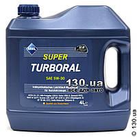 Моторное масло синтетическое Aral SuperTurboral SAE 5W-30 — 4 л для грузовых автомобилей