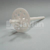 Дюбель крепления теплоизоляции 10х100мм, пластиковый гвоздь (Premium), фото 1