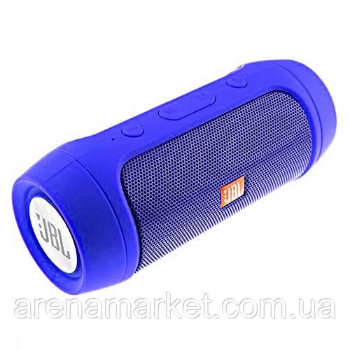 Bluetooth Колонка JBL Charge E2 mini реплика - синий