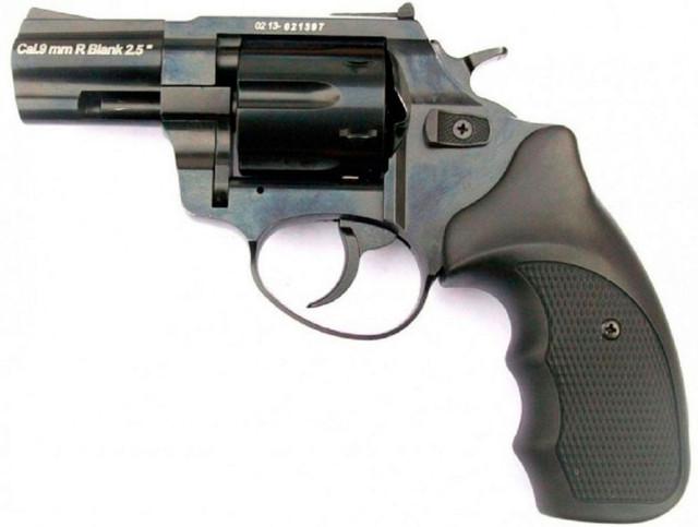 Револьверы стартовые