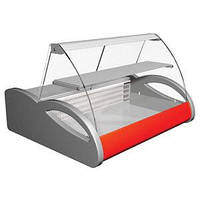 Настольная холодильная витрина Полюс ВХС-1,5 Арго