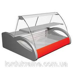Настольная холодильная витрина Полюс ВХС-1,0 Арго