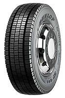 Грузовые шины Dunlop SP444 17.5 235 M (Грузовая резина 235 75 17.5, Грузовые автошины r17.5 235 75)