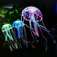 Светящиеся медузы для аквариума!