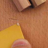 Віск меблевий м'який (колір на вибір)