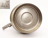 Антикварний олов'яний глечик, олово, Німеччина, 2 літра, фото 8