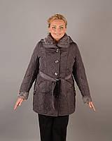 Женская весення куртка вельбо
