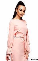 Женское платье Karree Тиана, персик, фото 2