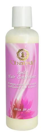 """Натуральный кондиционер для волос """"Амла"""" Chandi, 200мл, фото 2"""