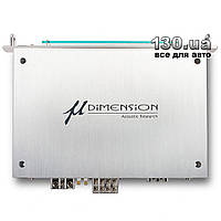 Автомобильный усилитель звука u-Dimension RM V41 четырехканальный