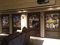 Домашние и профессиональных  кинотеатры