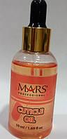 Масло для кутикулы с пипеткой MARS, 50 мл