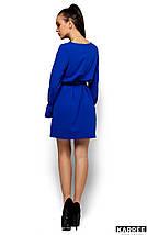 Женское платье Karree Тиана, электрик, фото 3
