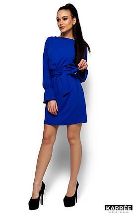 Женское платье Karree Тиана, электрик, фото 2