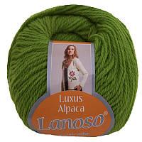 Зимняя пряжа Lanoso Luxus Alpaca 605