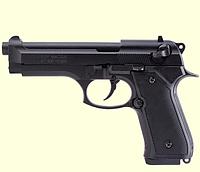 Пистолет СЕМ Роббер под патрон Флобера