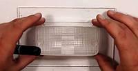 ТОНКОстенная деталь из смолы в силиконовой форме