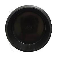 Заглушка круглая для трубы 108 мм, фото 1