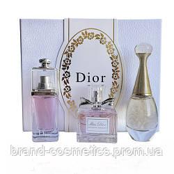 Женский подарочный набор Dior МЯТАЯ УПАКОВКА