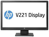 "Монитор 22"" HP V221 1920x1080 TN/DVI,VGA"