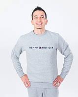 Свитшот мужской Tommy Hilfiger Томми Хилфигер кофта разные цвета (РЕПЛИКА)