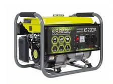 Генератор бензиновий K&S BASIC KS 2200C (2,2 кВт, медная обмотка)