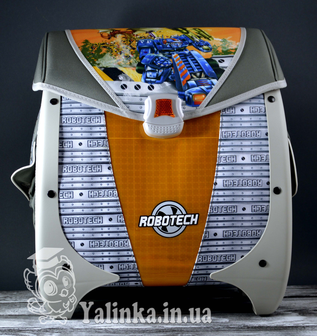 Шкільний ранець Tiger 1604 Robotech