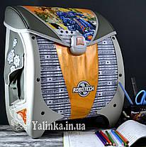 Шкільний ранець Tiger 1604 Robotech, фото 2