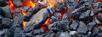 Уголь марки Д     50кг (мешок)