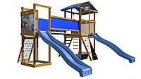 Детский уличный игровой комплекс SportBaby-11