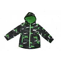 Детская куртка на мембране 1005-02 демисезонная