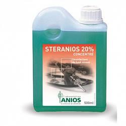 Средство дезинфицирующее Стераниос 20% концентрат 500 мл