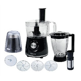 Кухоний комбайн (600 Вт;,бл-р,.,сок,чоппер, .,кофем.) Saturn ST-FP7072