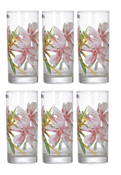 Freesia Набір стаканів 6 шт 270 мл Luminarc N0775