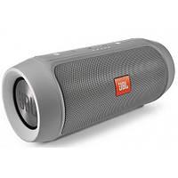 Bluetooth колонка JBL Charge 2 репліка - сірий