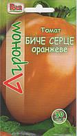 Томат «Бычье сердце оранжевое» 30 сем
