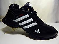 мужские беговые кроссовки adidas climaproof l  (black)